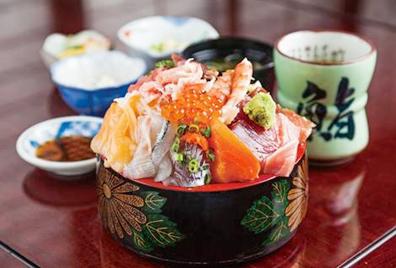 特大海鮮丼